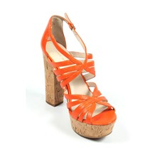 Allaccess - Ledersandalen - orange