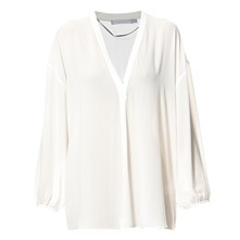 Blouse/tunique/chemisier - blanc