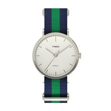 The Weekender Collection - Montre bracelet en nylon - bicolore