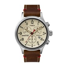 Expedition Field - Typ: Chronograph