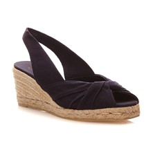 Dayana - Wedges - marineblau