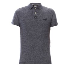 Classic Grindle Pique - Polo - blu scuro