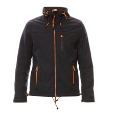 Hood Wind Trekker - Windjacke - anthrazit
