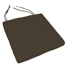 In & Outdoor - Cuscino per sedia - cioccolato