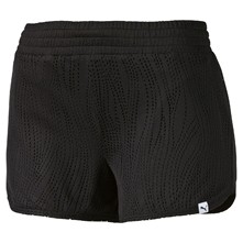 Mesh it up - Short - negro