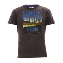 Follow the sun - Camiseta - estampado