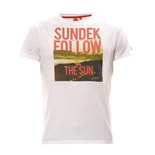 Follow the sun - Camiseta - blanco