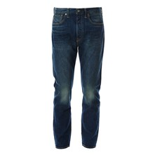 501 CT - Jean recto - denim azul