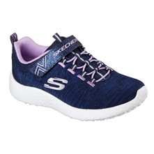 BURST - Low Sneakers - marineblau