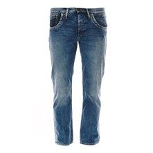 Tooting - Jean recto - denim azul