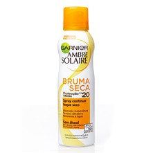 Ambre Solaire - Latte spray protettivo IP 20 - 200 ml