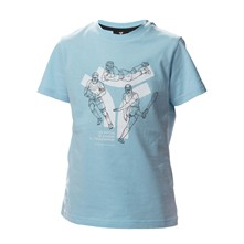 Training - T-Shirt - himmelblau
