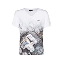 Departure - Camiseta - blanco