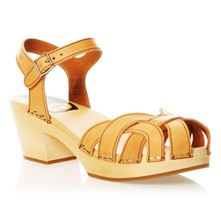 Pearl High - Sandalen - naturel