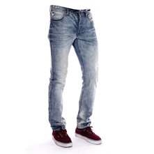 Way - Jean slim - denim azul