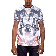 The Fire - T-shirt manches courtes - imprimé