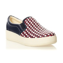 Scarpe slip-on - multicolore