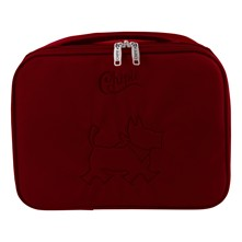 Beauty-case 35 cm - rosso