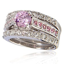 La Respectable - Ring - roze