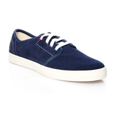 Newport Bay Suede - Baskets - bleu marine