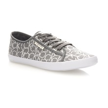 FALLON PALE PEWTER - Sneakers - hellgrau