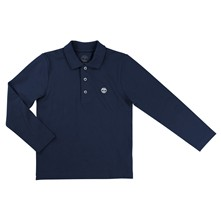 Polo - indigo blue