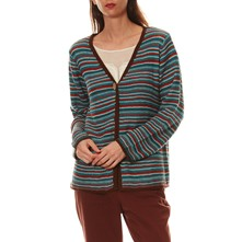 Cardigan - multicolore
