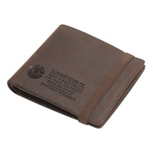 Wallet - Cartera - marrón oscuro