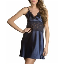 Kially - Babydoll - blu scuro