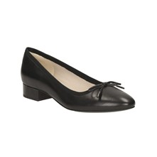Eliberry - Ballerine in pelle - nero