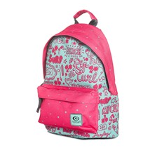 Star Let Mini Dome - Mochila - rosa
