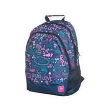 Star let proschool - Zaino - blu