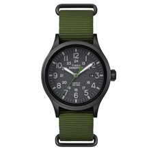 Expedition Field - Estilo sport - verde