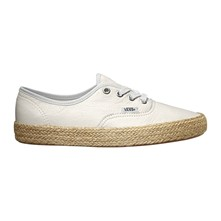 Baskets en cuir - blanc