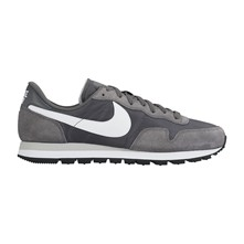 Air Pegasus 83 - Ledersneakers - grau