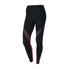 Leggings - bordeauxrot