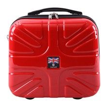 Beauty case 36 cm - rosso