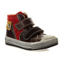 Arlequin - High Sneakers - braun