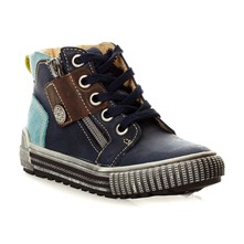 Caiman - High Sneakers - blau