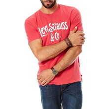 Graphic tee - Camiseta - rojo