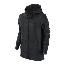 THERMA ALL TIME FZ HOODY - Sweat à capuche - noir