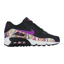 AIR MAX 90 PRINT MESH GS - Tennis - multicolore