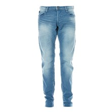 711 - Jean slim confort - denim bleu