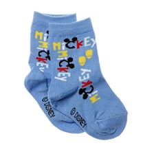 Mickey - Calcetines - azul