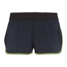Shorts - petrolblau