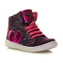 Mathilda - High Sneakers - violett