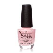 It's A Girl - Nagellak - roze