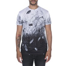 Wings Ts - Camiseta - gris