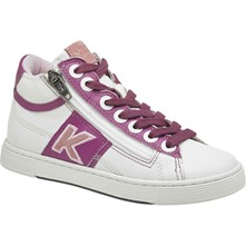 Poolover - Sneakers in pelle - bianco