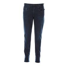 Anbass - Jean Slim - denim azul